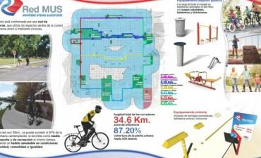 Olavarría proyecta una red de ciclovías de 35 km