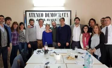 Encuentro seccional de cara a las elecciones de octubre