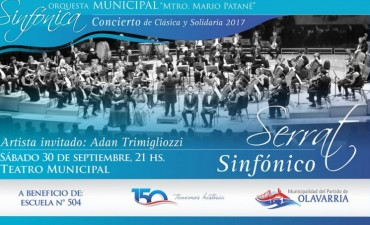 Un concierto de la Sinfónica con la música de Serrat