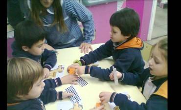 'Se observa un mejor nivel en matemáticas cuando los niños asistieron al jardín'