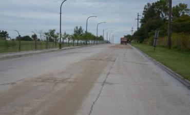 Se pavimentará la avenida Centenario de Sierras Bayas