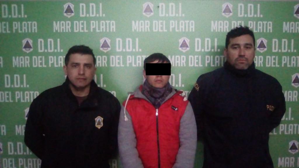 Detuvieron a un prófugo por tenencia de arma