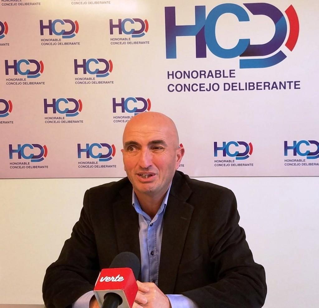 Eduardo Rodríguez abandonó el Eseverrismo