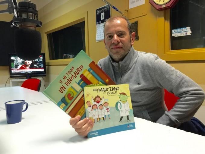 Maratón de lectura:' el libro te está esperando' en una biblioteca o librería