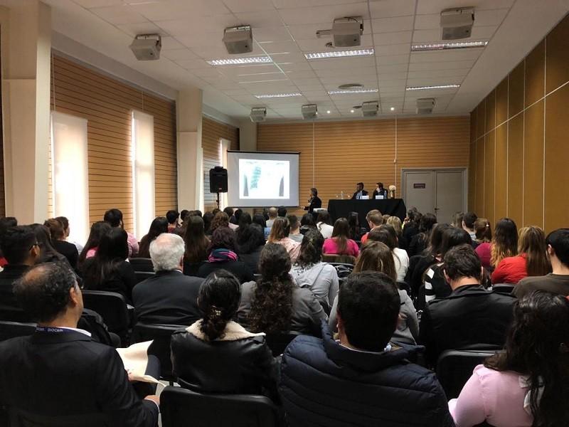 Primer congreso interdisciplinario del Hospital Municipal