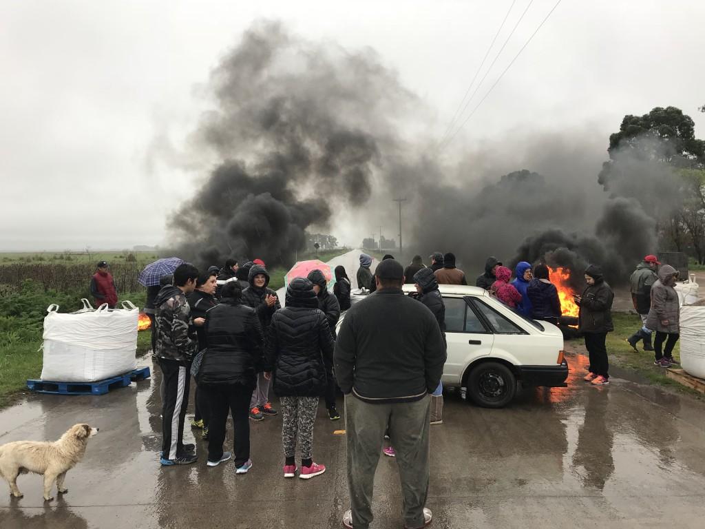 Vecinos de Sierra Chica reclaman por seguridad