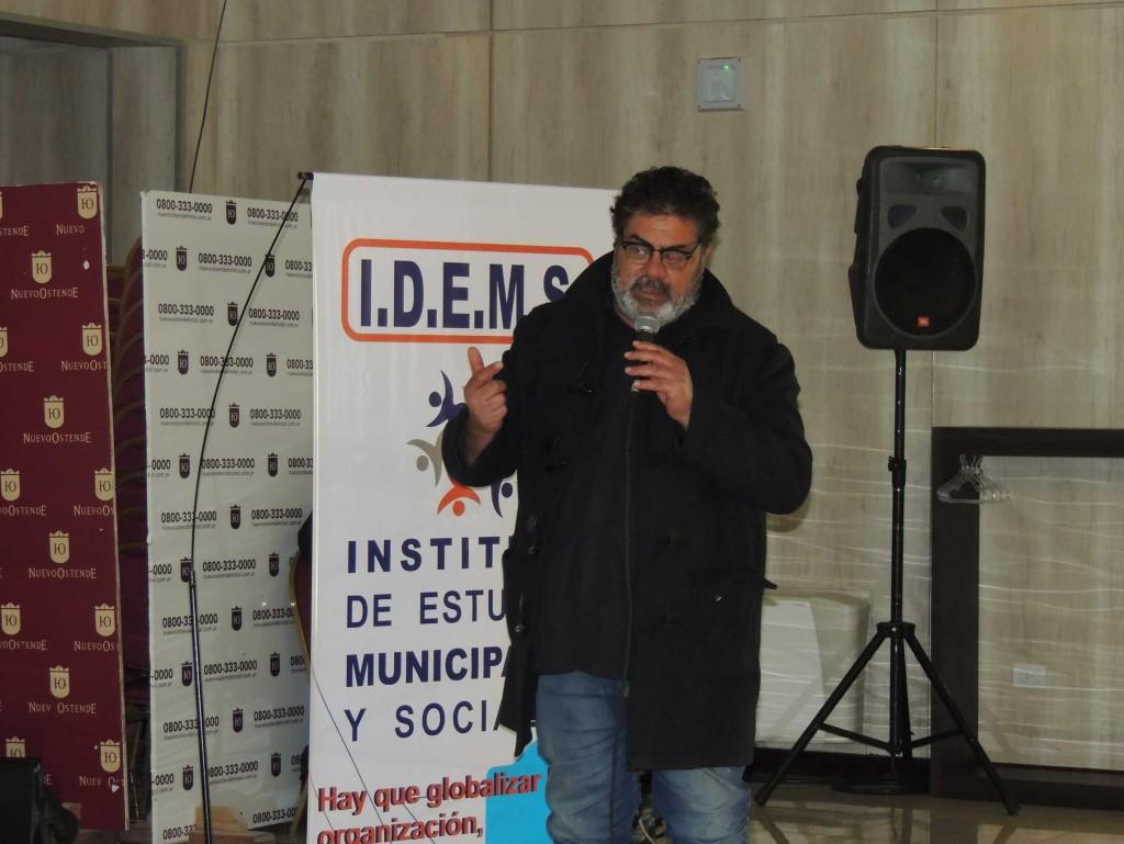 Lanzaron el Instituto de Estudios Municipales de FESIMUBO