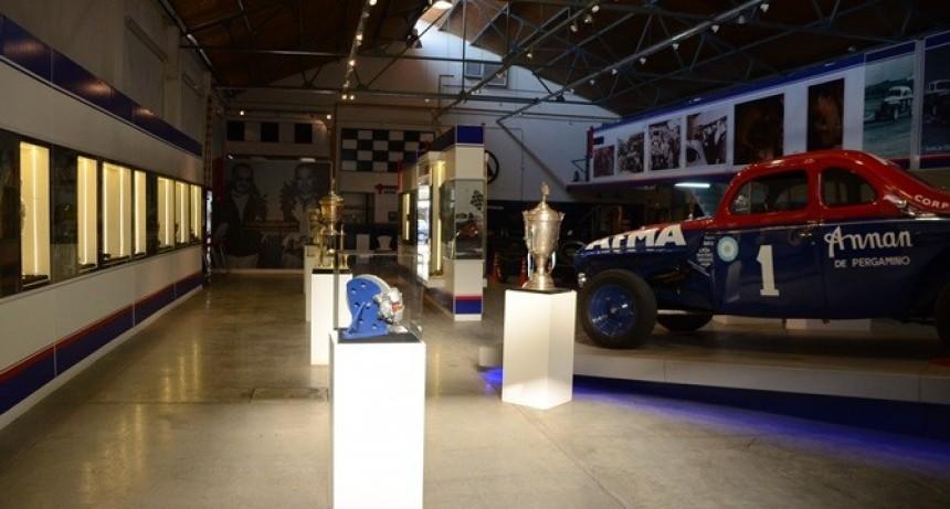 Los FIAT llegan al Museo Emiliozzi