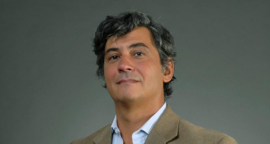 Daniel Balmaceda llegará a Olavarría en el marco del 90° Aniversario de Coopelectric