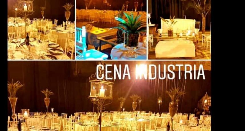 Cena de la Industria: cómo adaptar la decoración al lugar