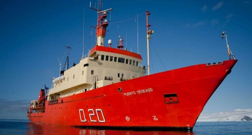 Incidente a 40 kilómetros de Malvinas: un buque argentino se aproximó a las Islas y un barco inglés salió a interceptarlo