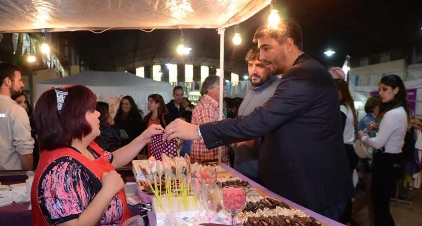 Expo Mujeres Empresarias en el CEMO