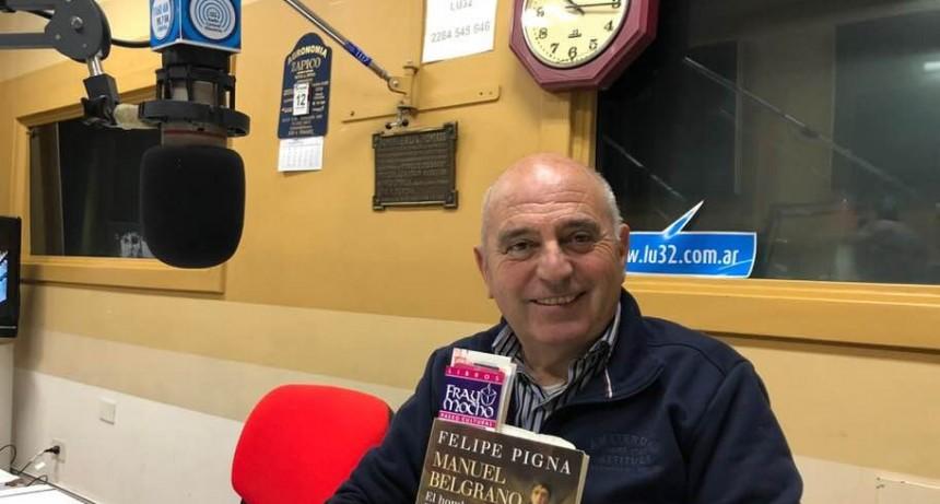 Hoy en la Biblioteca: Manuel Belgrano