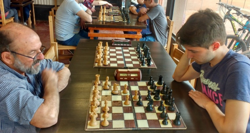 Ajedrez:Horacio Pereyra ganó la sexta