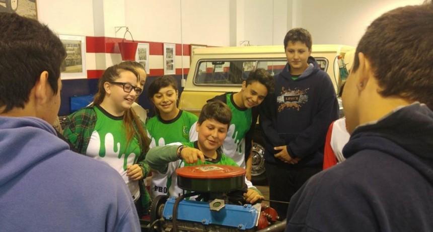 Vuelve 'Somos mecánicos por un día' al Museo Hermanos Emiliozzi