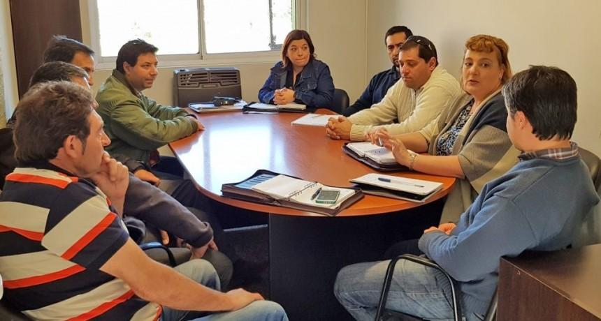 El Municipio y Educación juntos por la seguridad vial