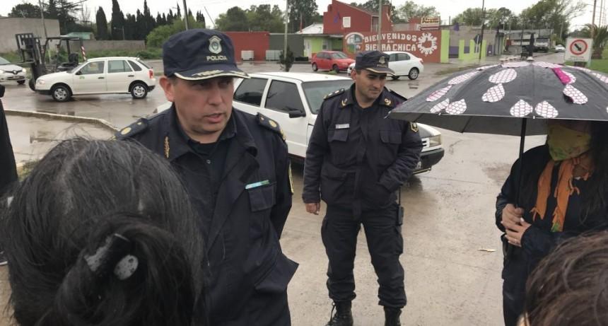 Sierra  Chica: detuvieron al joven que origina el conflicto y los vecinos  se reunirán con representantes del Fuero Penal Juvenil
