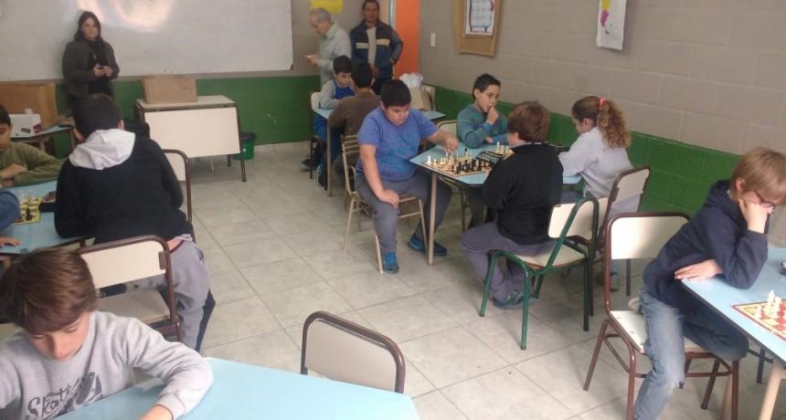 Ajedrez se jugó el CODAI