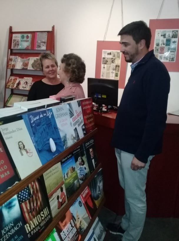 Libros en Olavarría: interesantes propuestas para este domingo