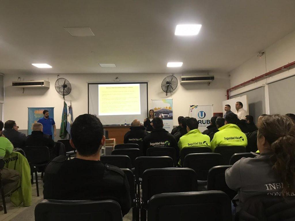 1ra jornada de Capacitación y Perfeccionamiento en Seguridad Vial