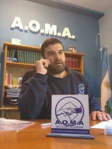 Reclamos de parte de los afiliados a AOMA con buenas noticias