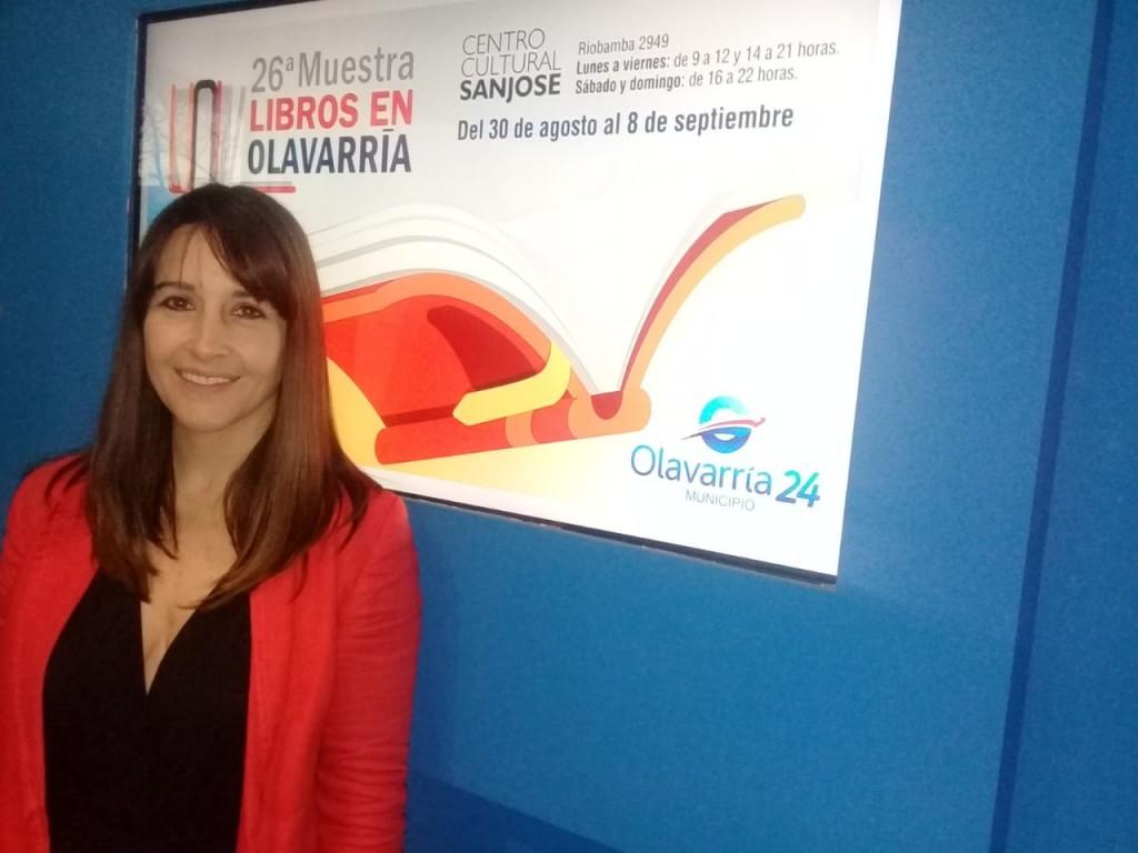 'Libros en Olavarría': cerca de 12 mil personas visitaron la muestra