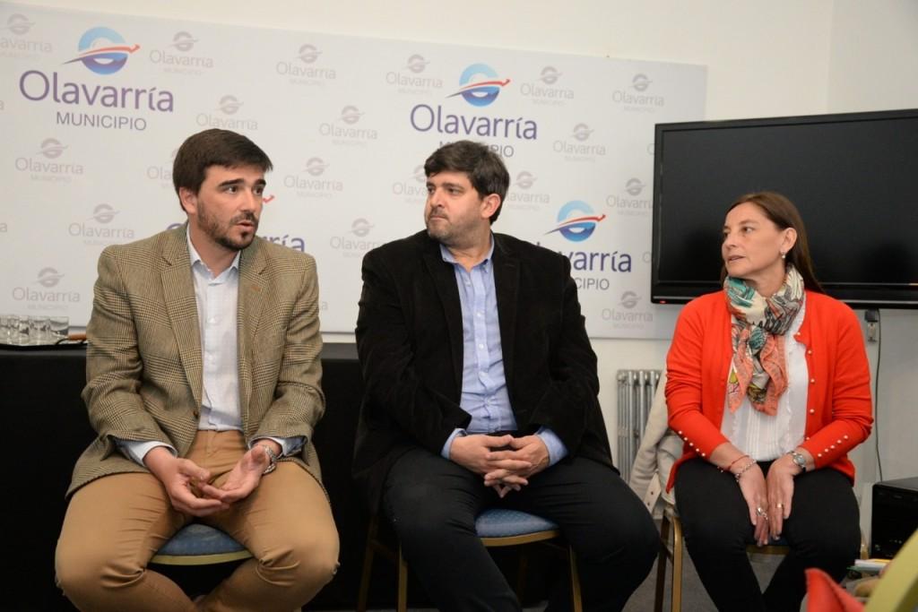 Ezequiel Galli se reunió con representantes de entidades religiosas y solidarias de la ciudad