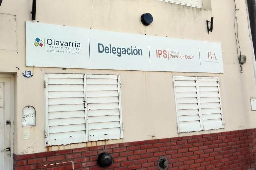 Citación del IPS delegación municipal