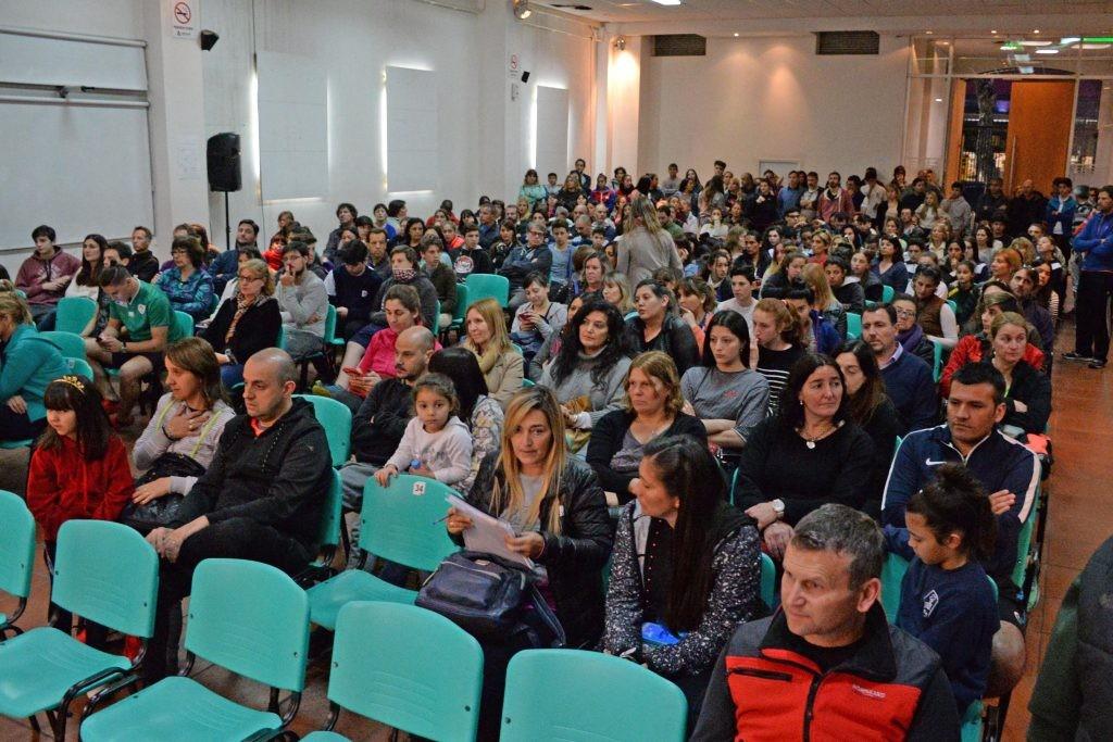 Reunión informativa de cara a los Juegos Bonaerenses 2019