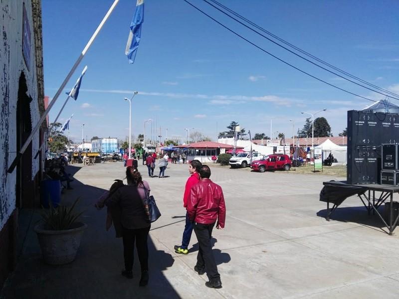Expo Bolívar: 'esperando que se corone con buenos precios el lunes'