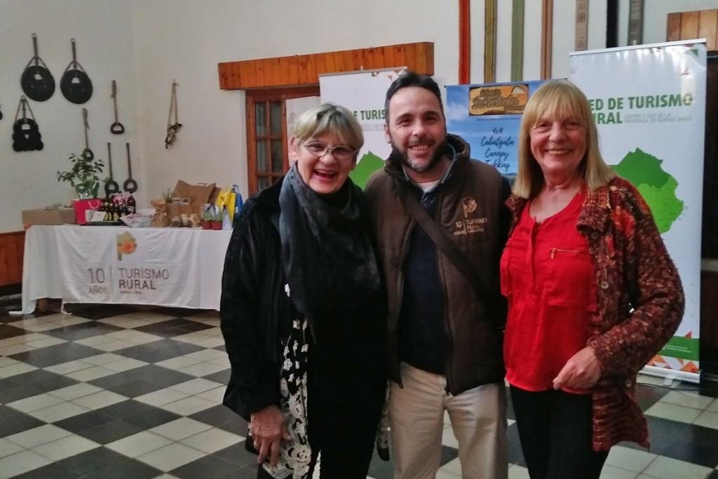 Olavarría presente en el 10° Encuentro Regional de la Red de Turismo Rural