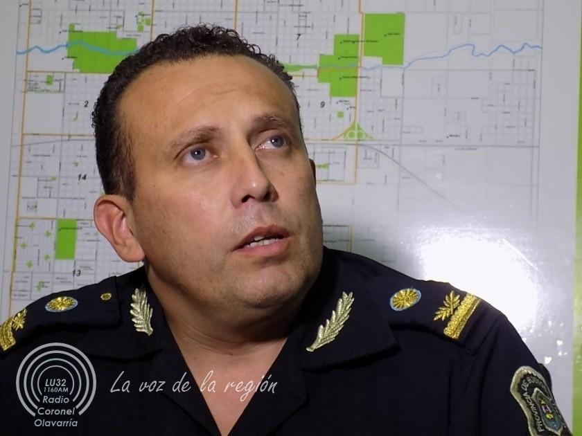 Sierras Bayas: Satisfacción policial por el esclarecimiento de un hecho