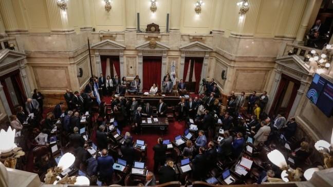 El Senado aprobó la ley que prorroga la Emergencia Alimentaria hasta 2022