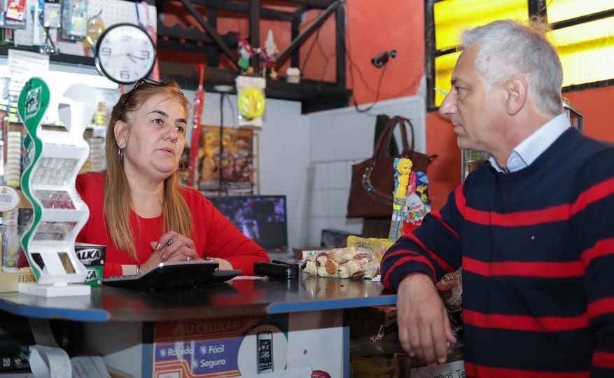 Eseverri: 'A fines de año habrá casi 50 mil personas bajo la línea de pobreza en Olavarría'