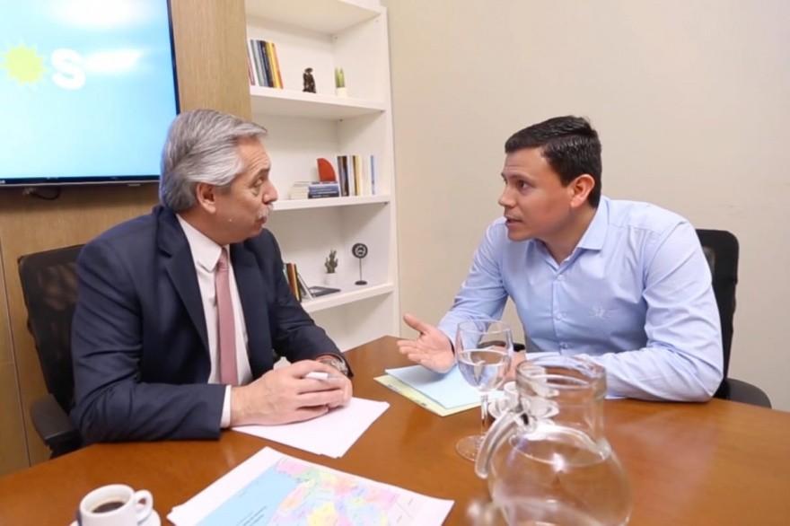 Aguilera: 'Es importante mantener un diálogo fluido con quien será el próximo presidente'