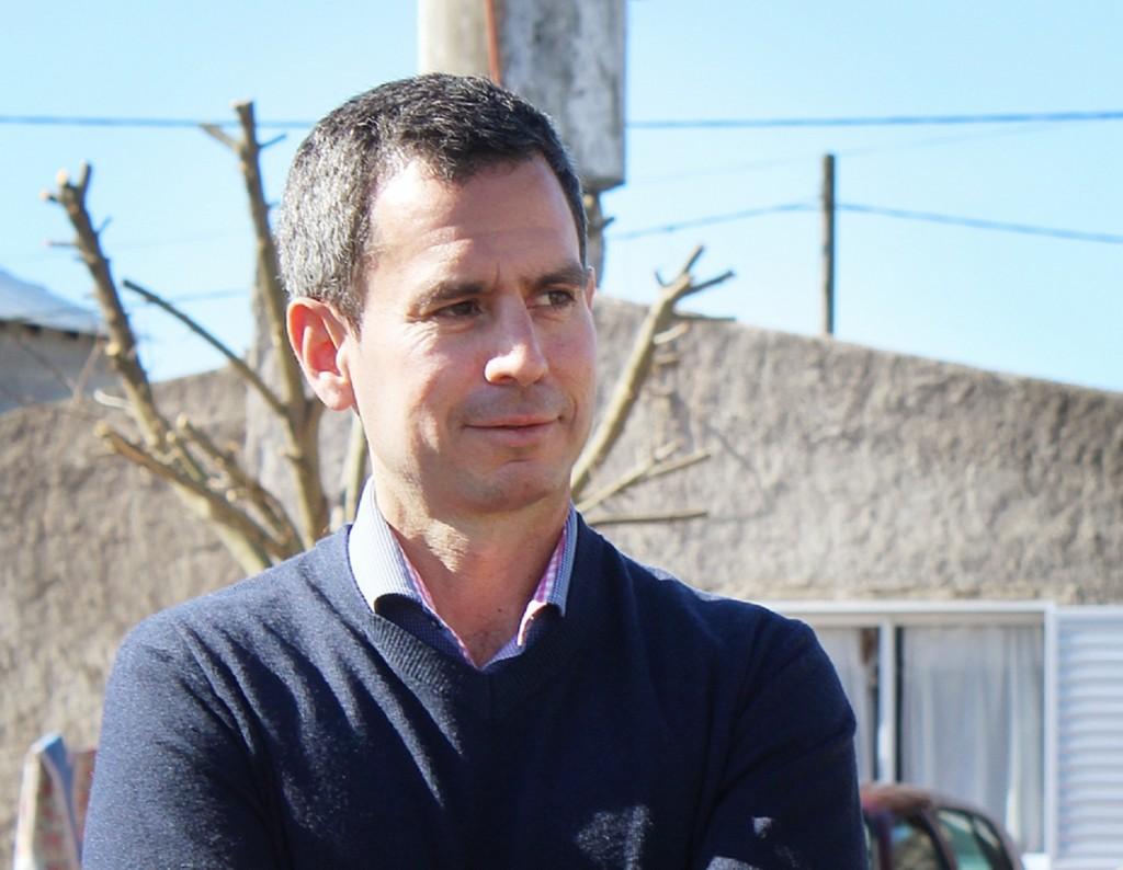 """González Hueso: """"La única experiencia laboral de Aguilera son seis años de concejal y eso no alcanza para ser Intendente"""""""