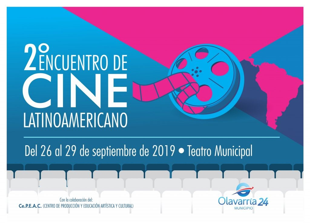 Segundo encuentro de Cine Latinoamericano, hablamos con Karina Ostertag