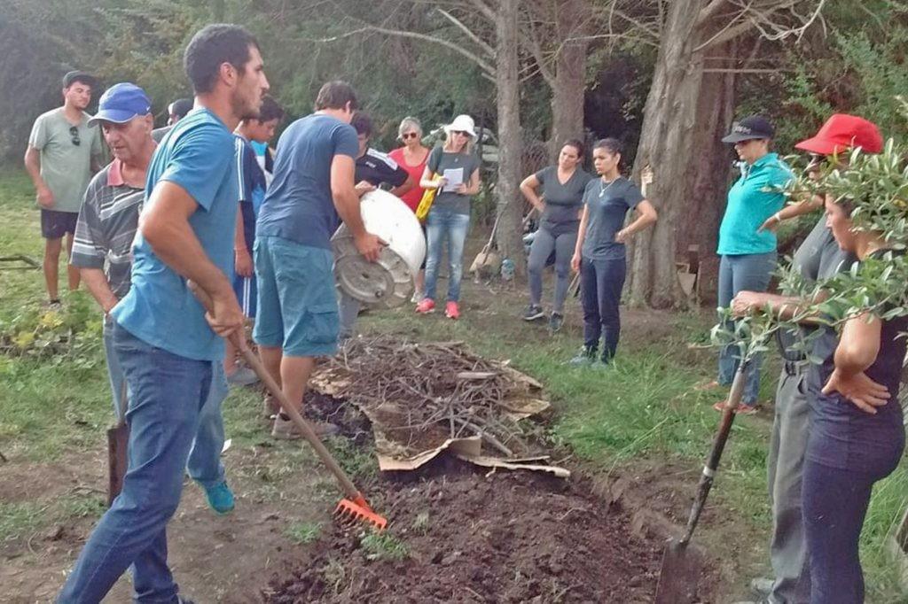 Anuncian nuevo taller de Huerta Agroecológica