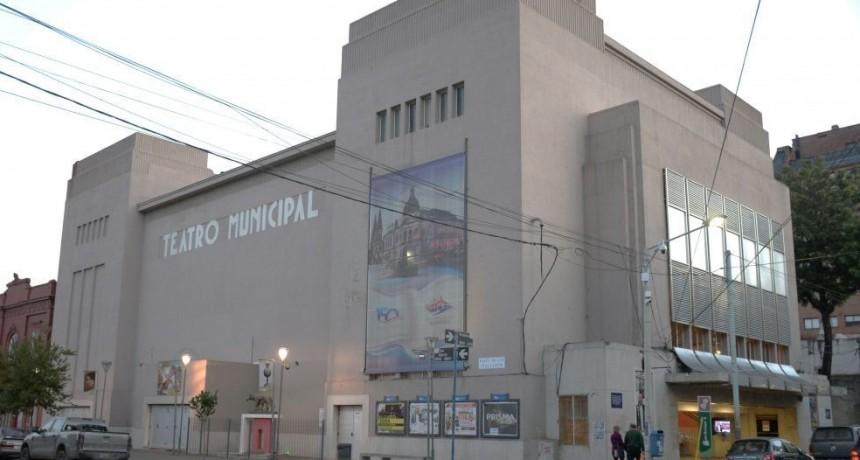Con septiembre comienza una nueva cartelera en el Teatro Municipal
