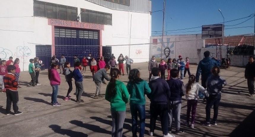 Se realizó el 5to encuentro interdeportivo para integrantes de Centros de Día
