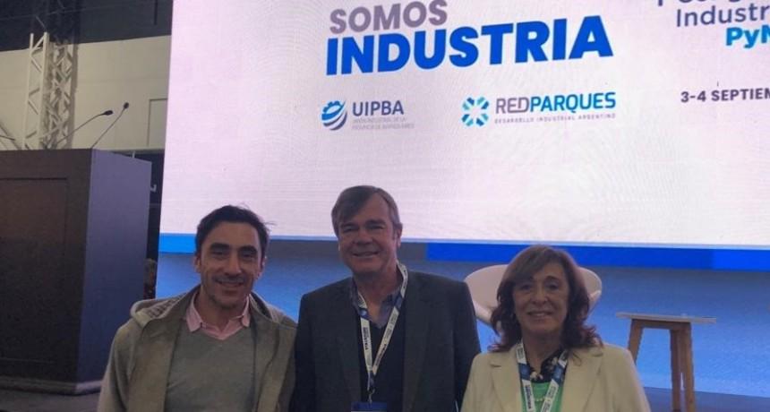 """El presidente del Consejo de Administración de Coopelectric Dr. Ignacio Aramburu  participó de """"Somos Industria"""""""