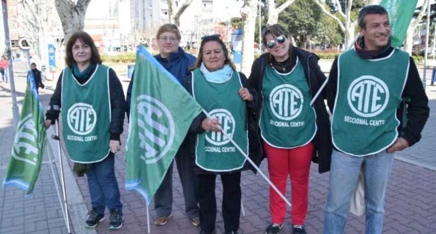 Movilizaciones de trabajadores del Estado y reclamos de los trabajadores del Registro de las personas