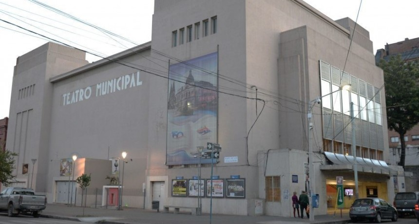 Teatro Municipal: tres shows para los próximos días
