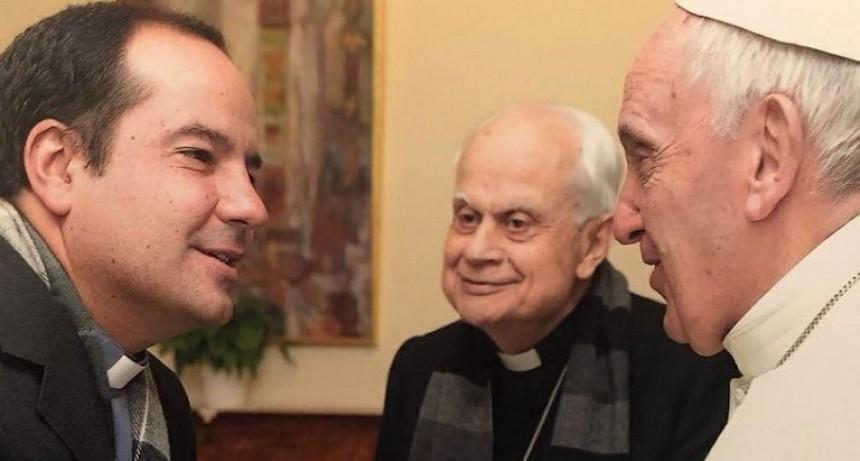 Operaron a  monseñor Emilio Bianchi Di Cárcano