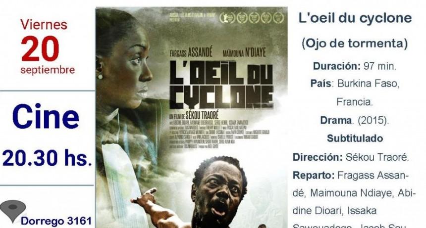 Viernes de Cine en la Alianza Francesa Olavarría