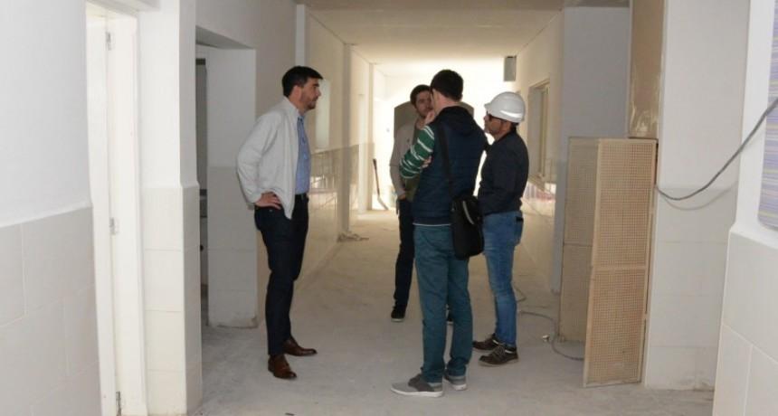 Finalizan trabajos en la Escuela Nº 65 de Villa Aurora
