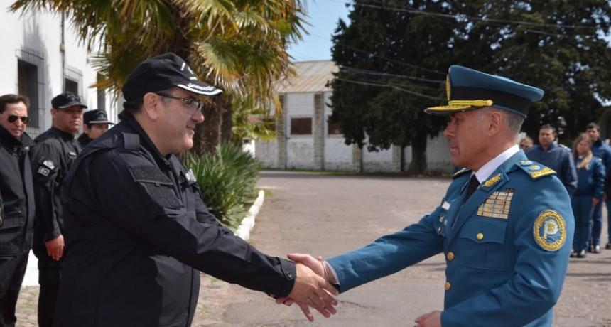 Asumieron nuevas autoridades en el Complejo Penitenciario Centro Zona Sur