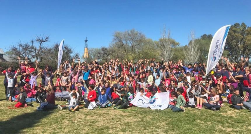 Los Centros de Día festejaron la primavera