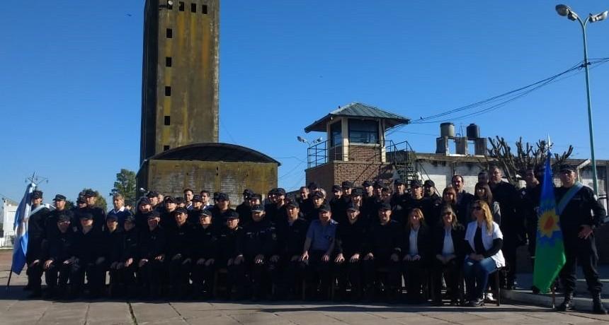 La Unidad Penitenciaria N°27 celebró su 26º aniversario