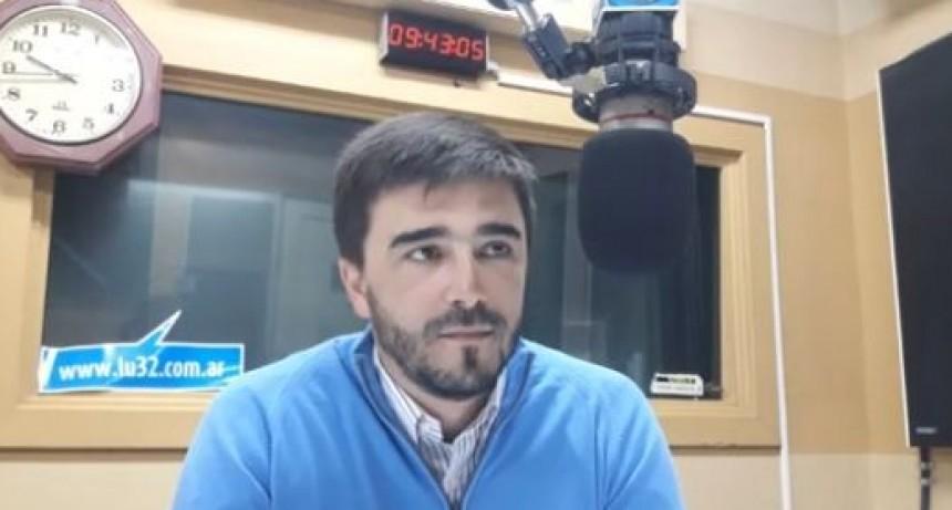 Galli destacó la visita de la gobernadora Vidal